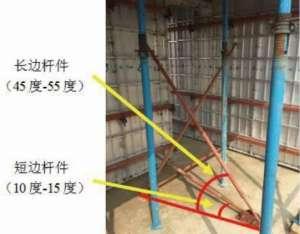铝合金模板支撑体系施工主要控制点和注意事项工业压缩机